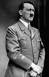 Adolph Hitler by Wikipedia